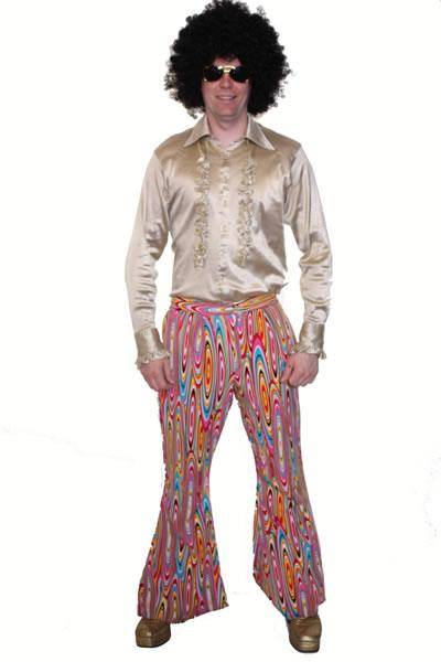1970s Man 6 Hire Costume