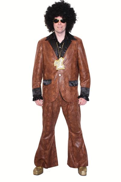 1970s Man 15 Hire Costume