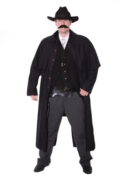 Cowboy Duster Hire Costume