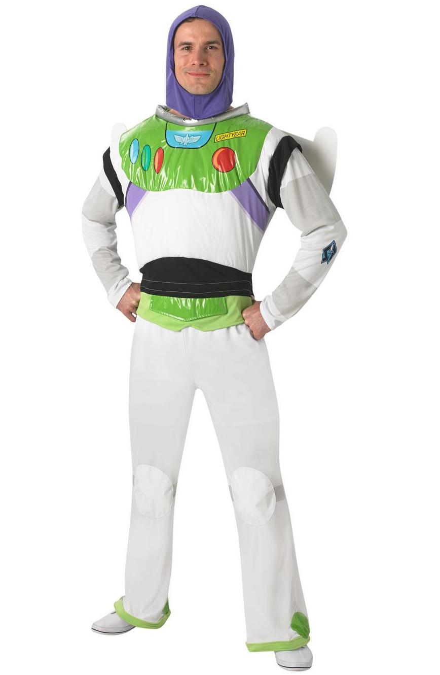 Toy Story Buzz Lightyear Costume Adult