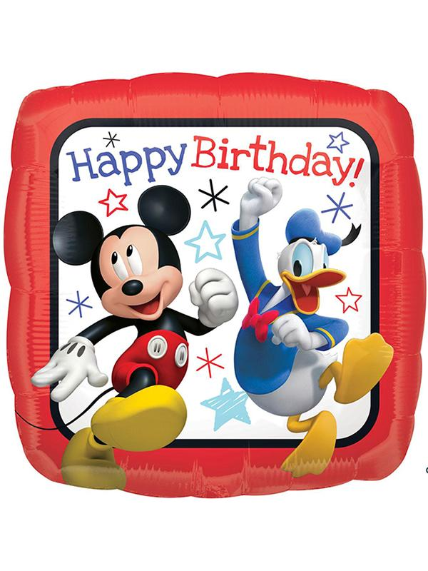 Foil Balloon Disney Mickey Birthday