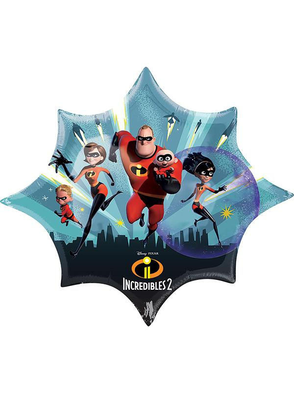 Foil Balloon Disney Incredibles 2