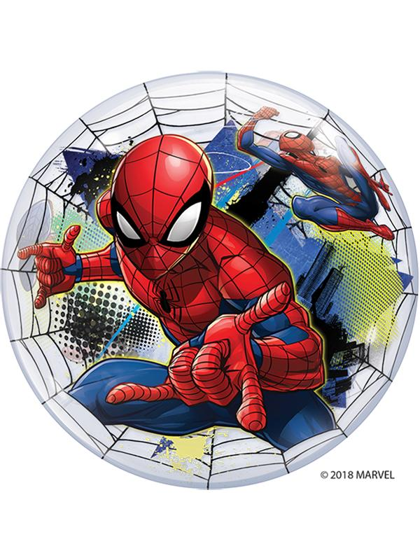Bubble Balloon Spider-man