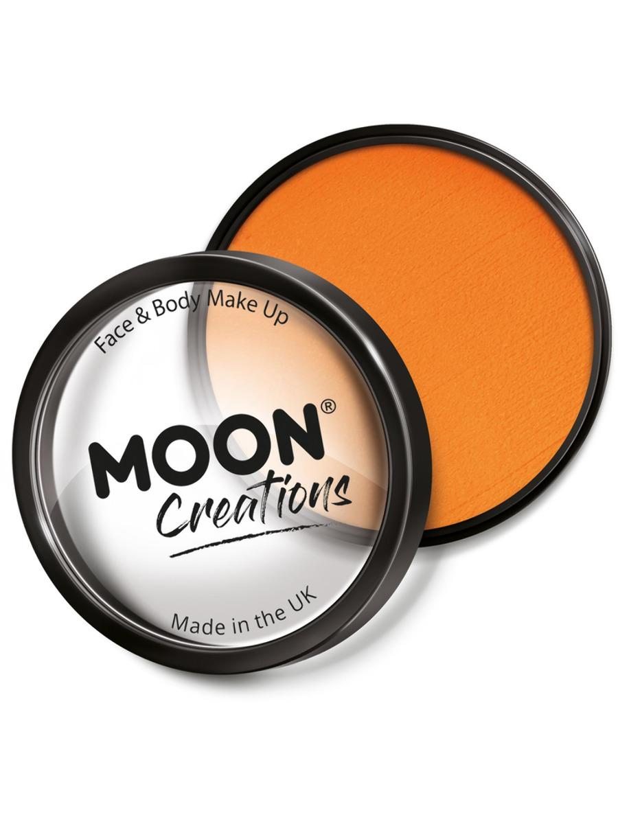 Moon Creations Pro Face Paint Orange