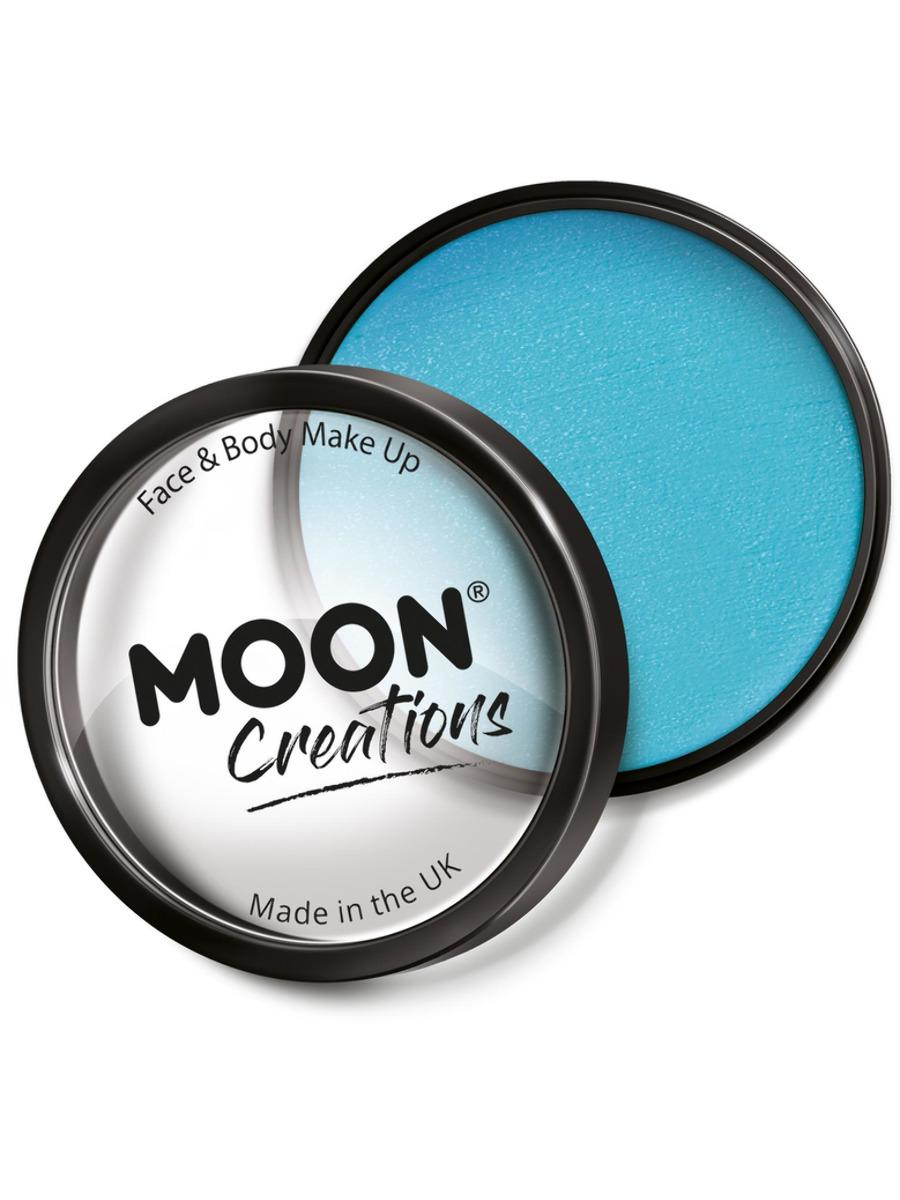 Moon Creations Pro Face Paint Aqua