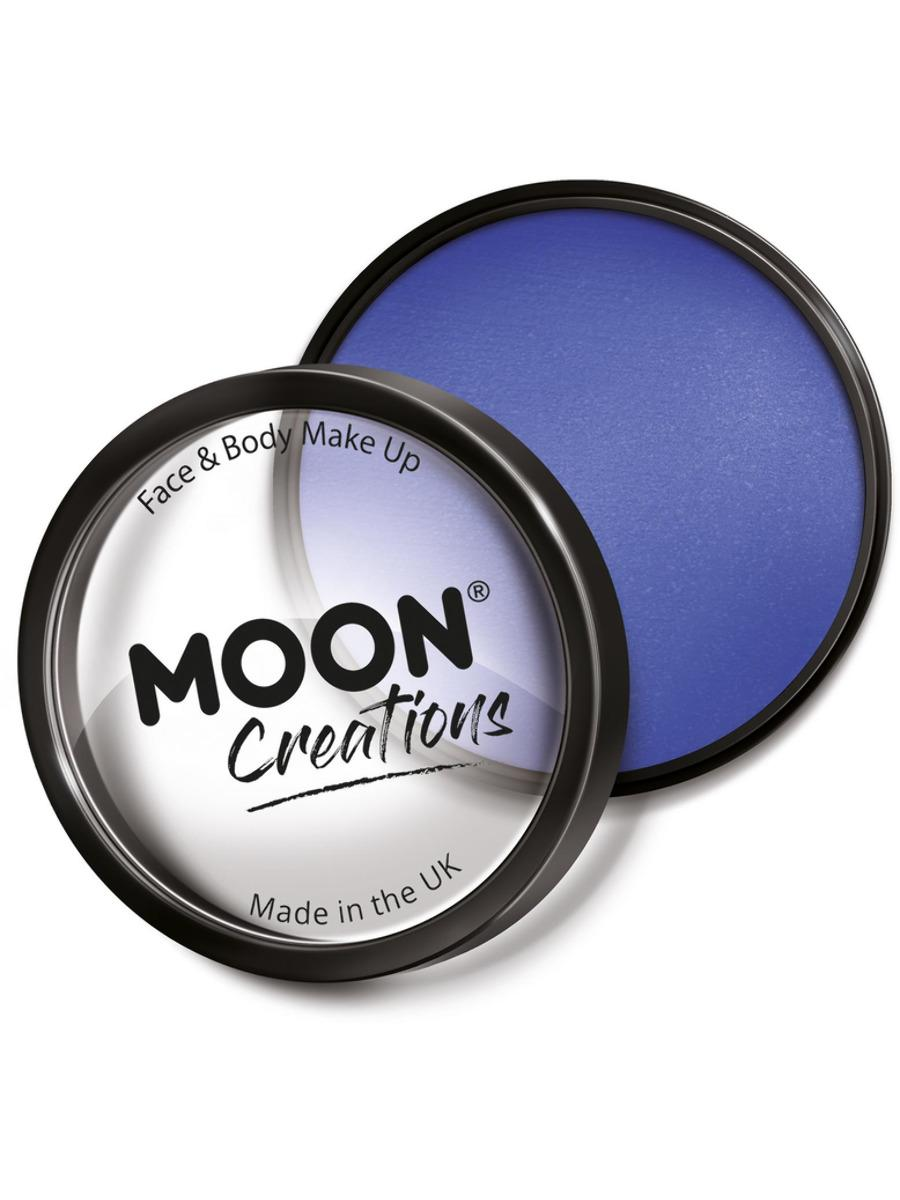 Moon Creations Pro Face Paint Royal Blue
