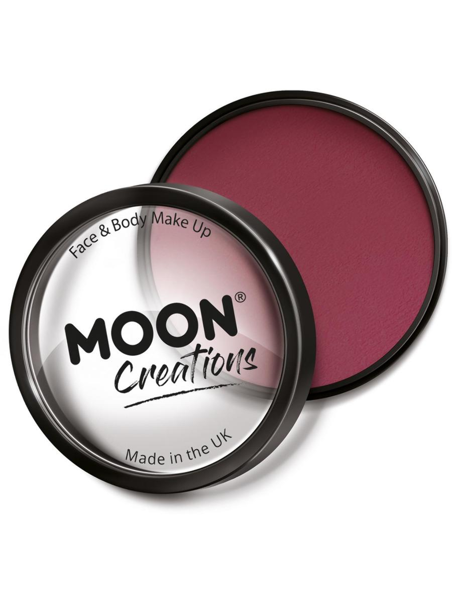 Moon Creations Pro Face Paint Dark Pink