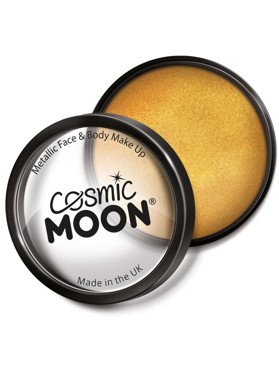 Moon Creations Metallic Pro Face Paint Gold