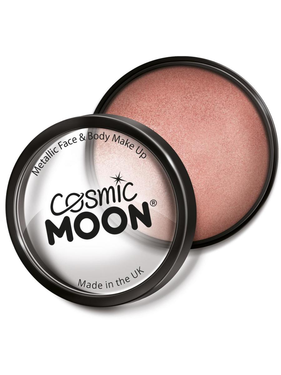 Moon Creations Metallic Pro Face Paint Rose Gold