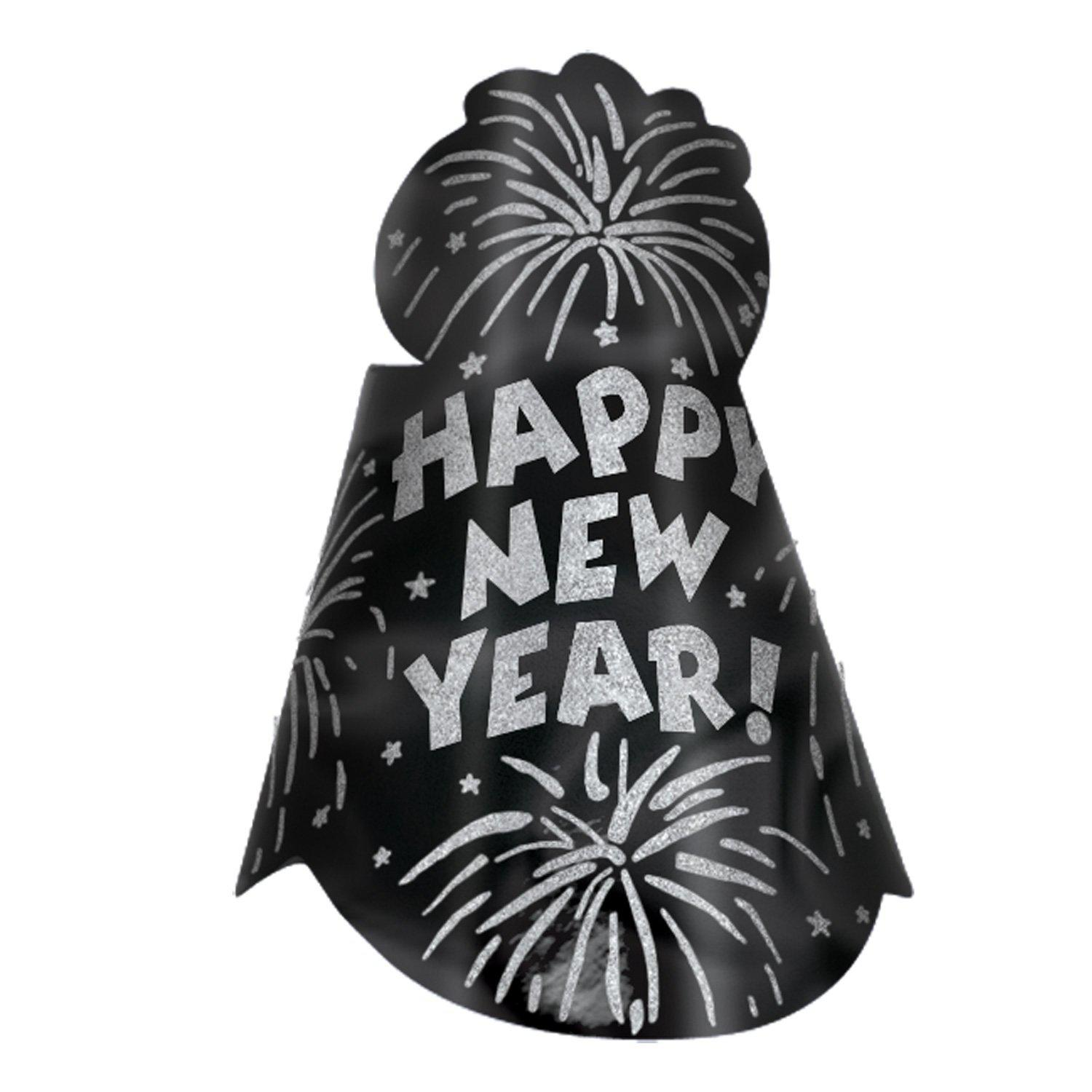 New Years Eve Cone Hat