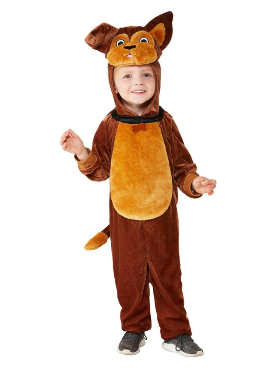 Kids Toddler Dog Costume
