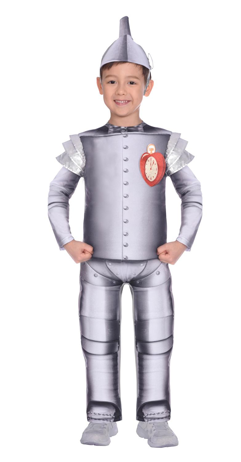 Kids Classic Wizard of Oz Tin Man Costume