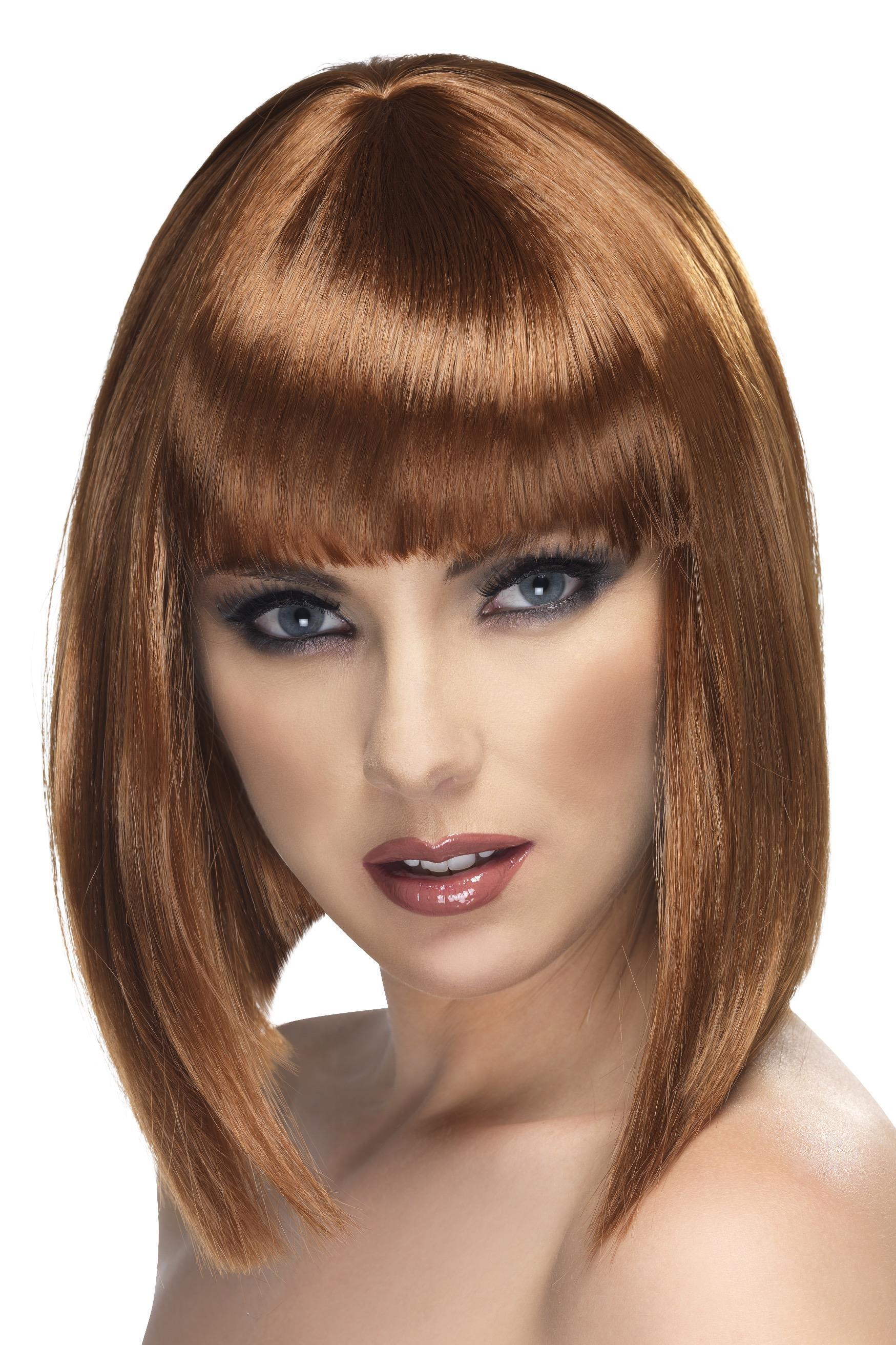 Glam Wig Light Brown