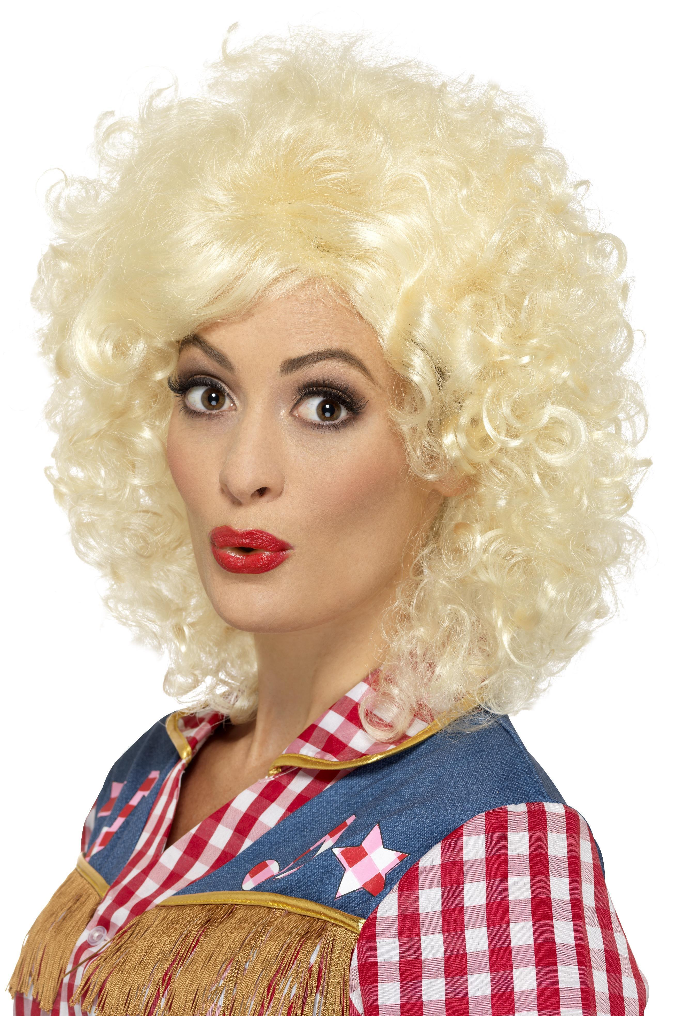 Rodeo Doll Wig Blonde