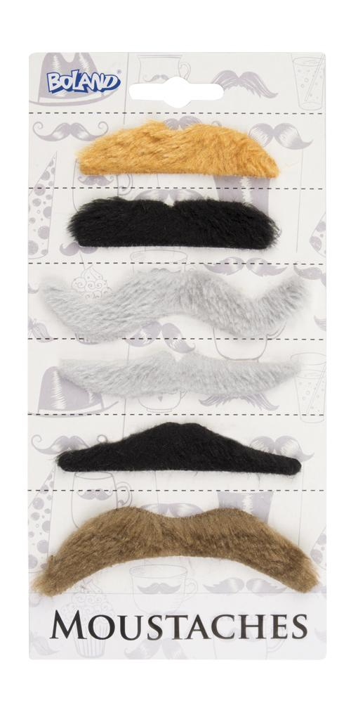 Assortment of Moustaches