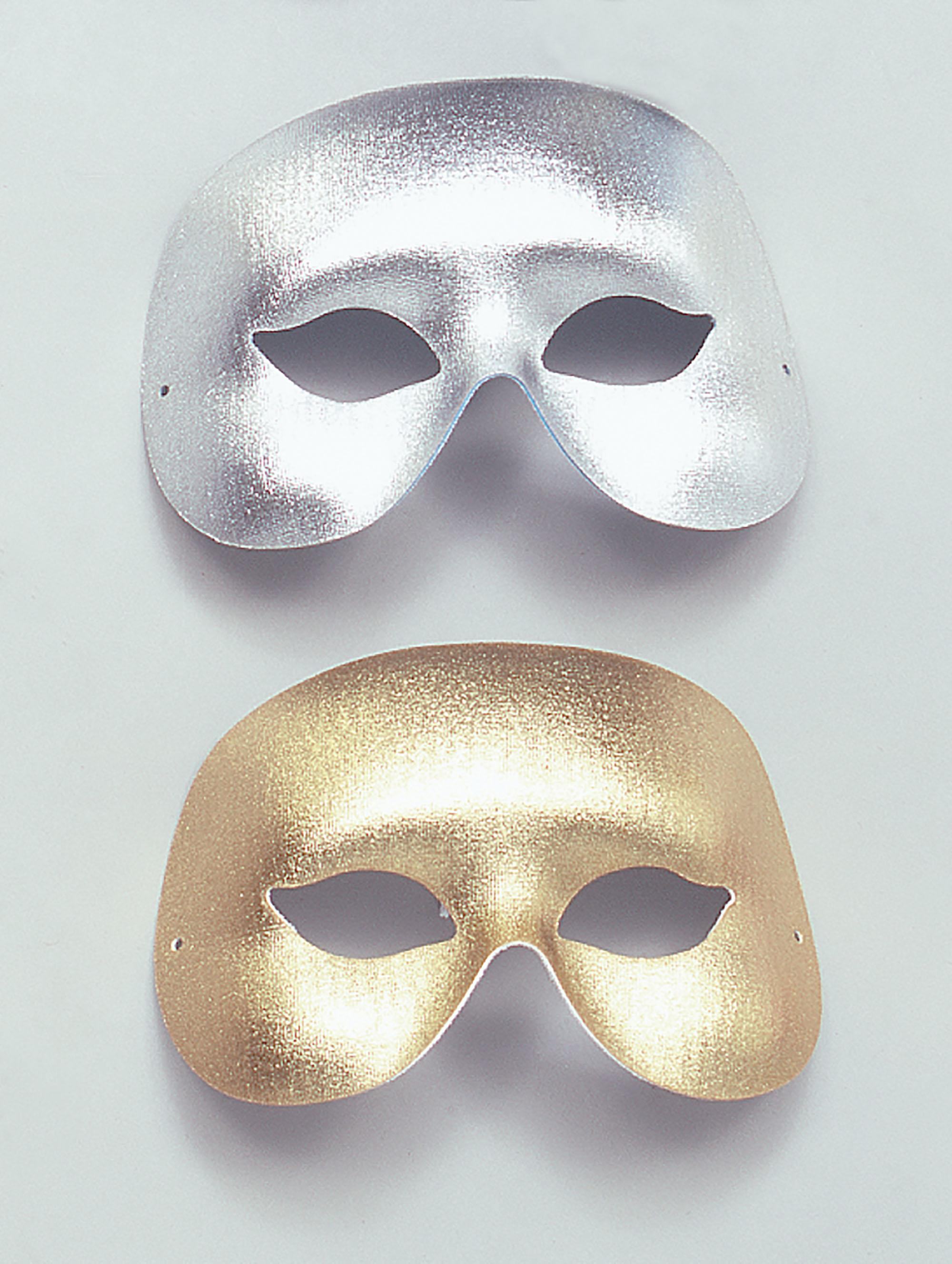 Metallic Cocktail Eye Mask