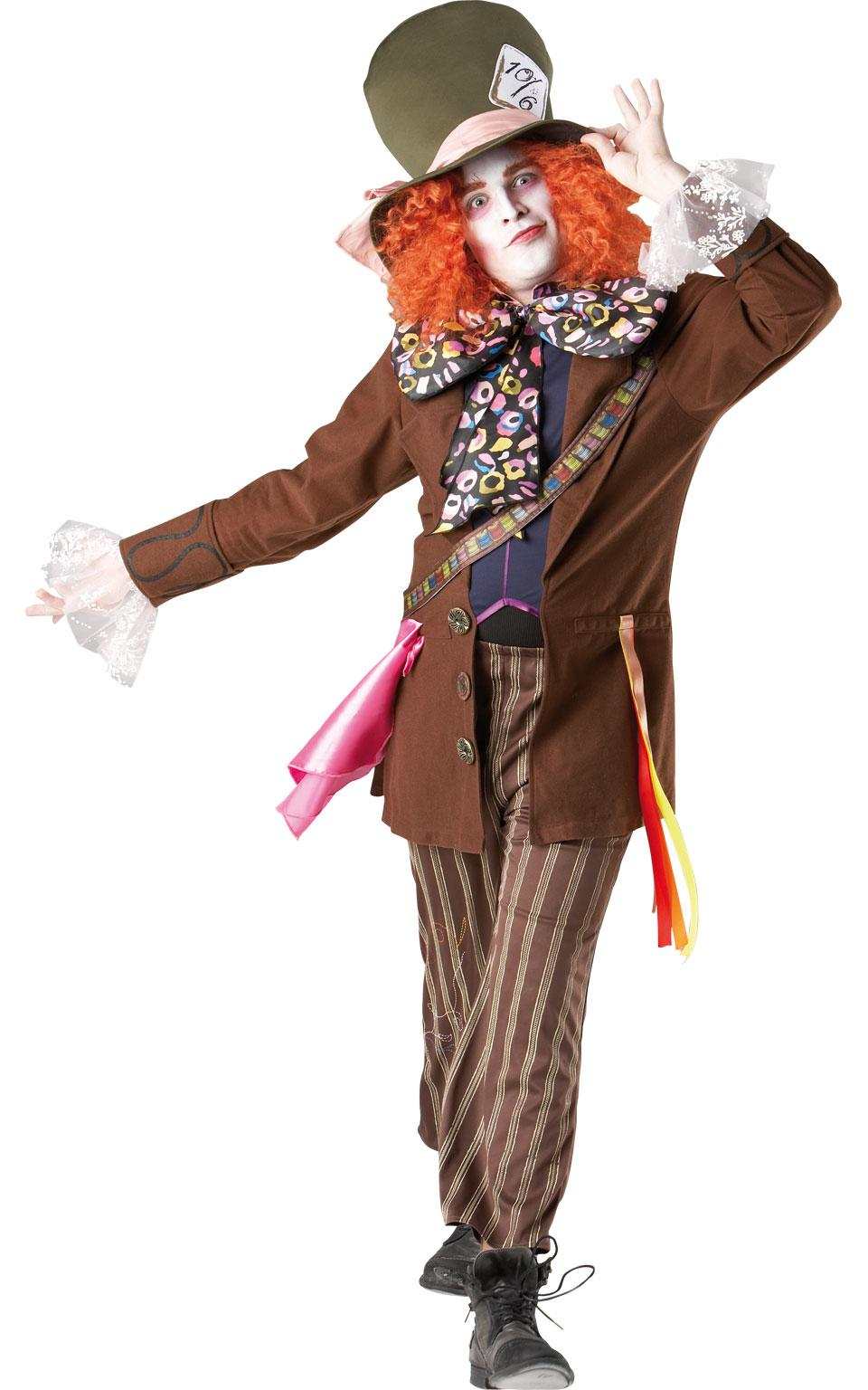 Disney Mad Hatter Costume Adult