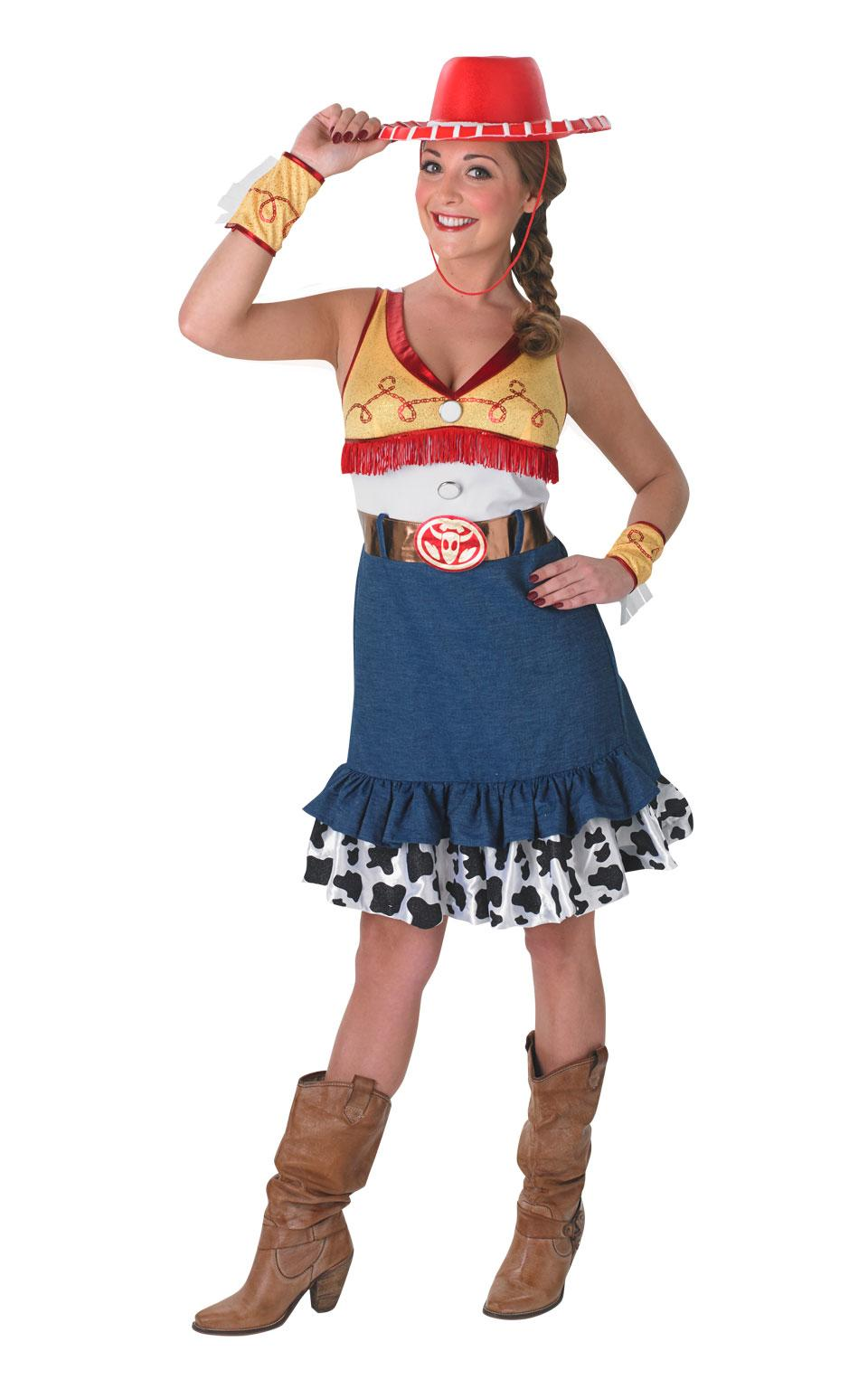 Toy Story Jessie Costume Adult