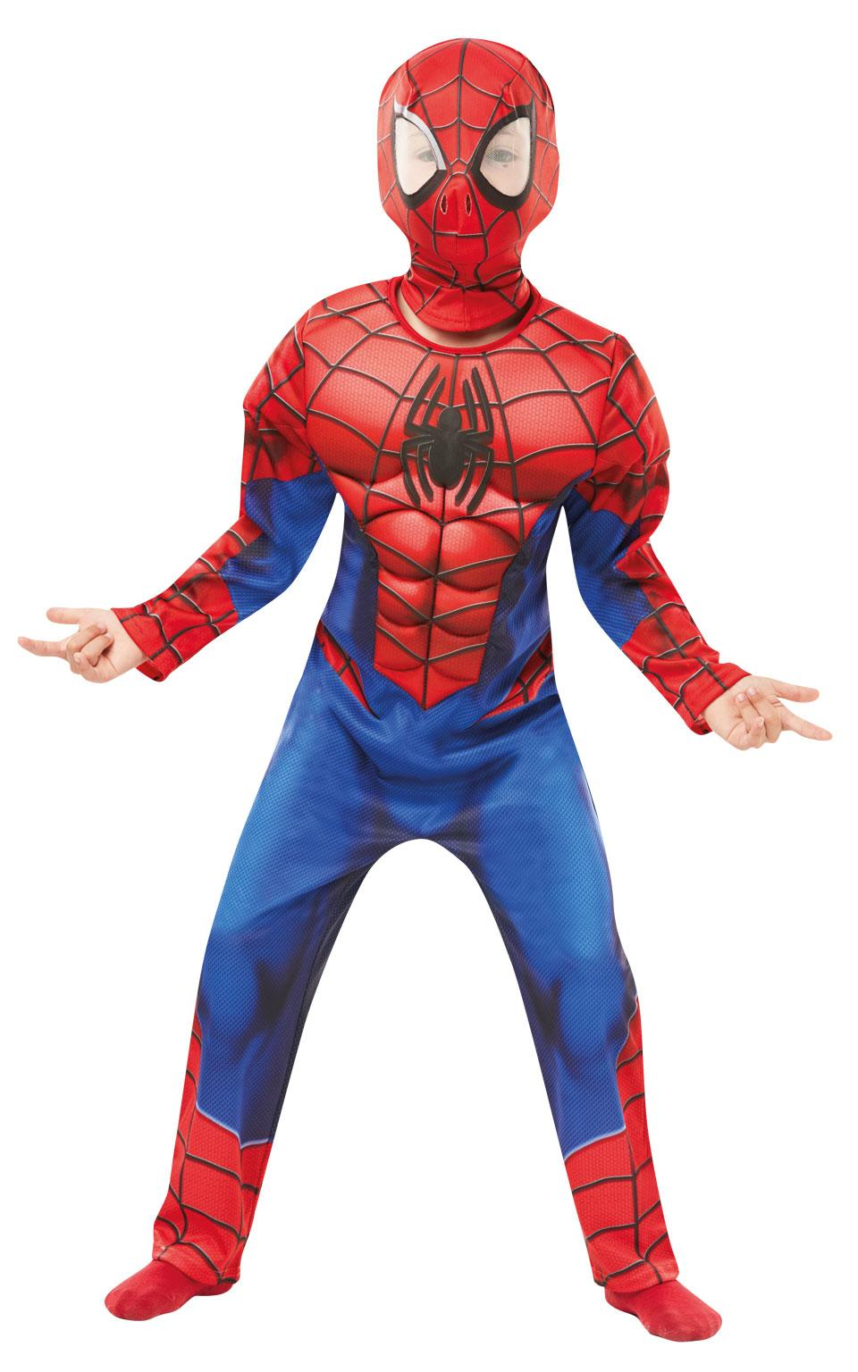 Deluxe Spider-Man Costume Kids