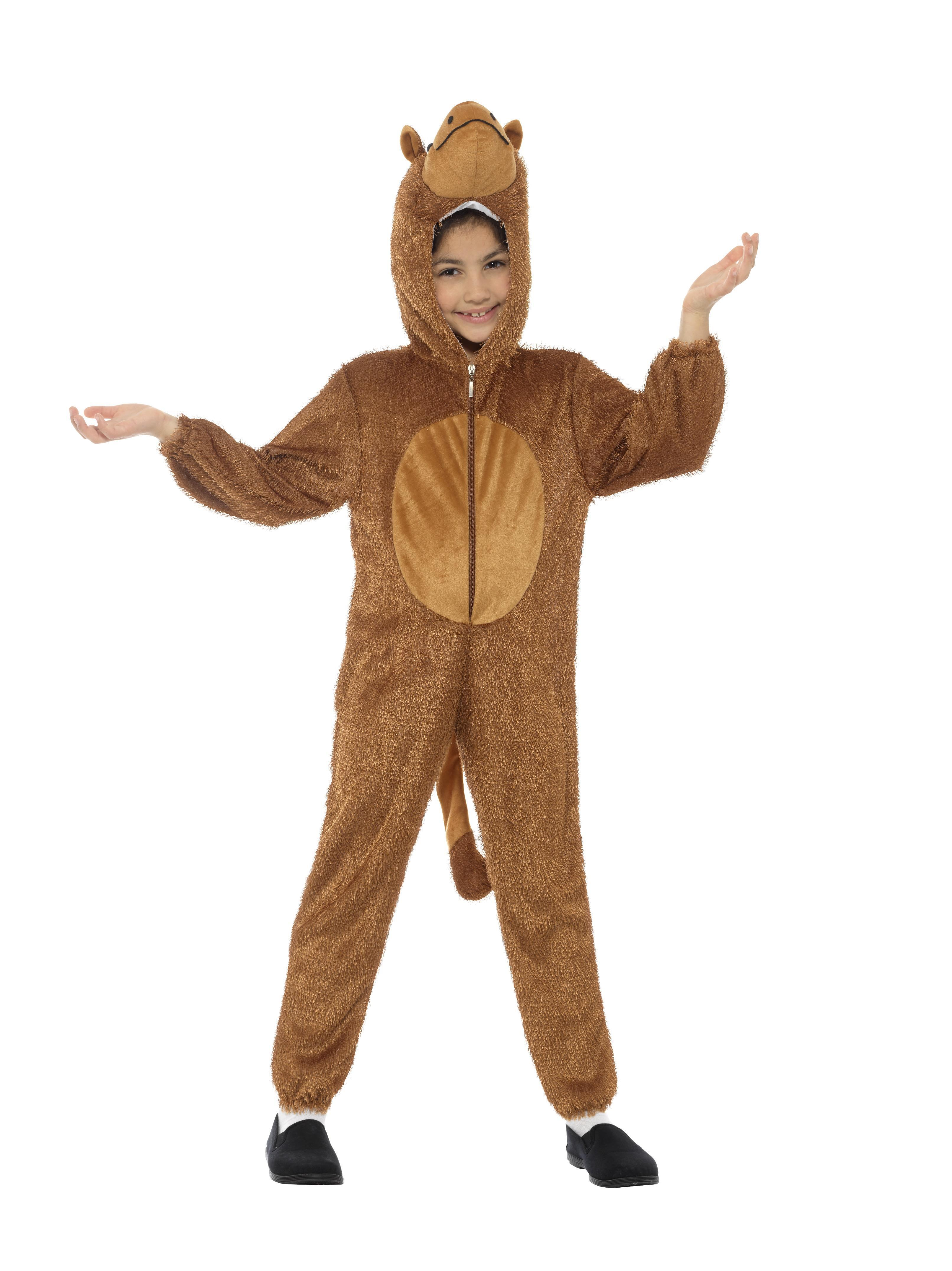 Kids Camel Costume Plush