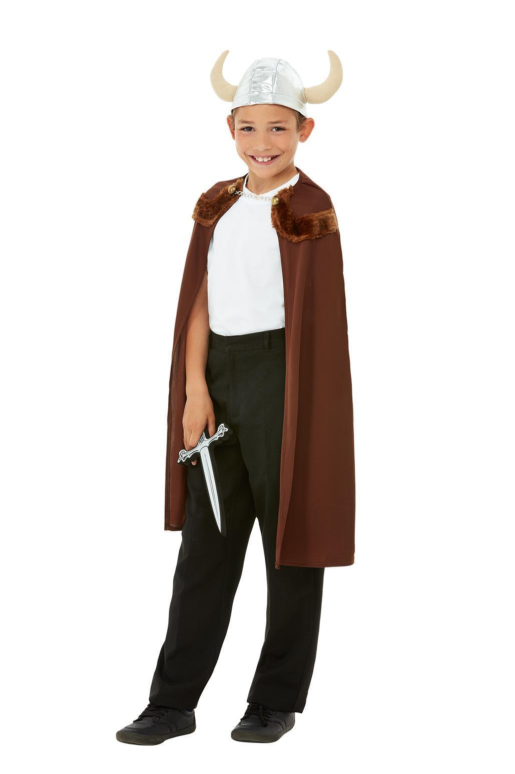 Kids Viking Kit Brown