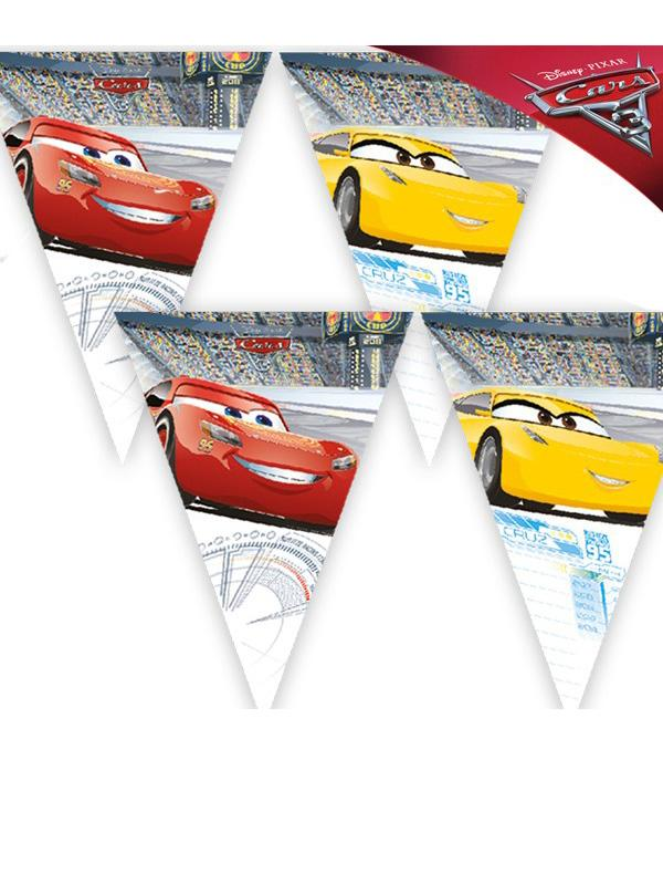 Pennant Bunting Cars