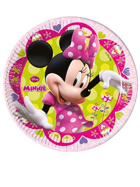 Paper Plates Minnie Mouse