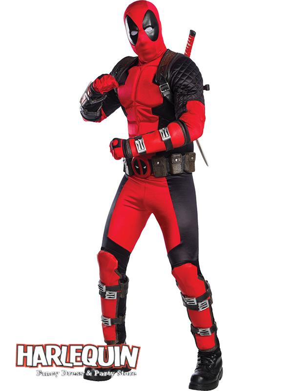 Deadpool Hire Costume