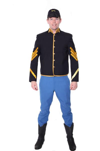 Union Soldier Hire Costume