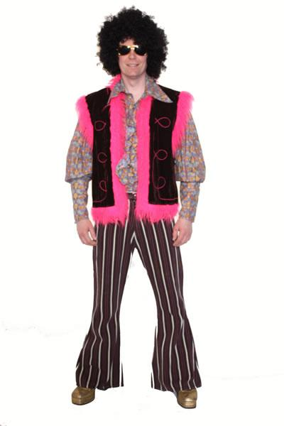 1960s Hippie Man 4 Hire Costume