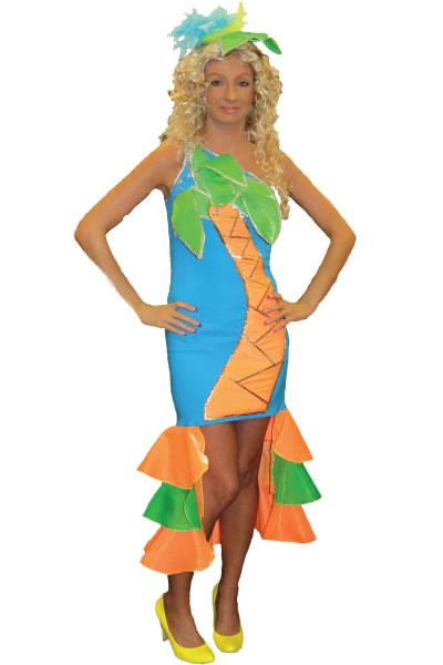 Gypsy Palm Tree Hire Costume