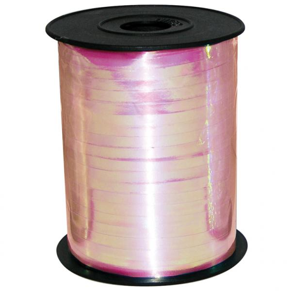 Balloon Curling Ribbon Iridescent Pink