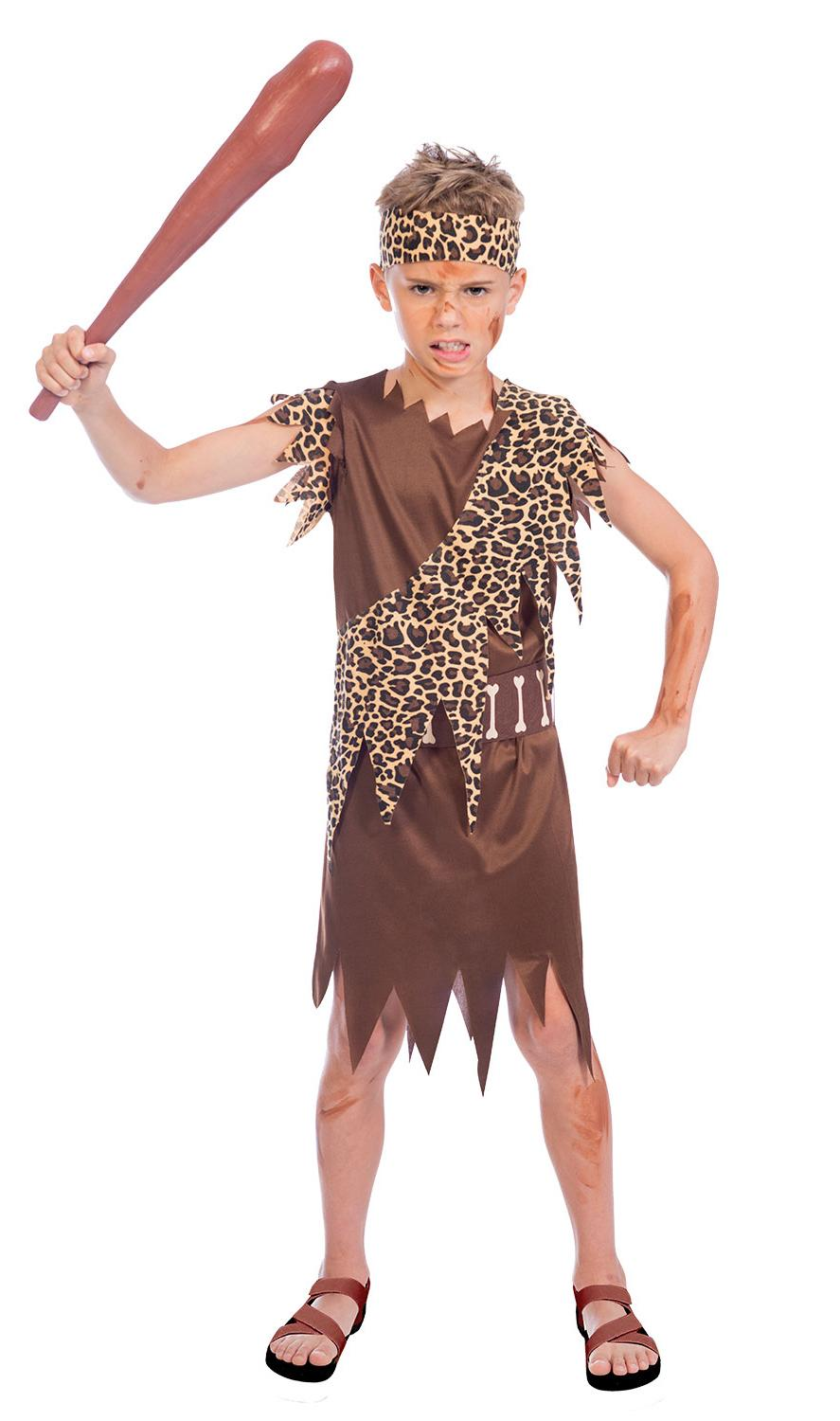 Kids Caveboy Costume