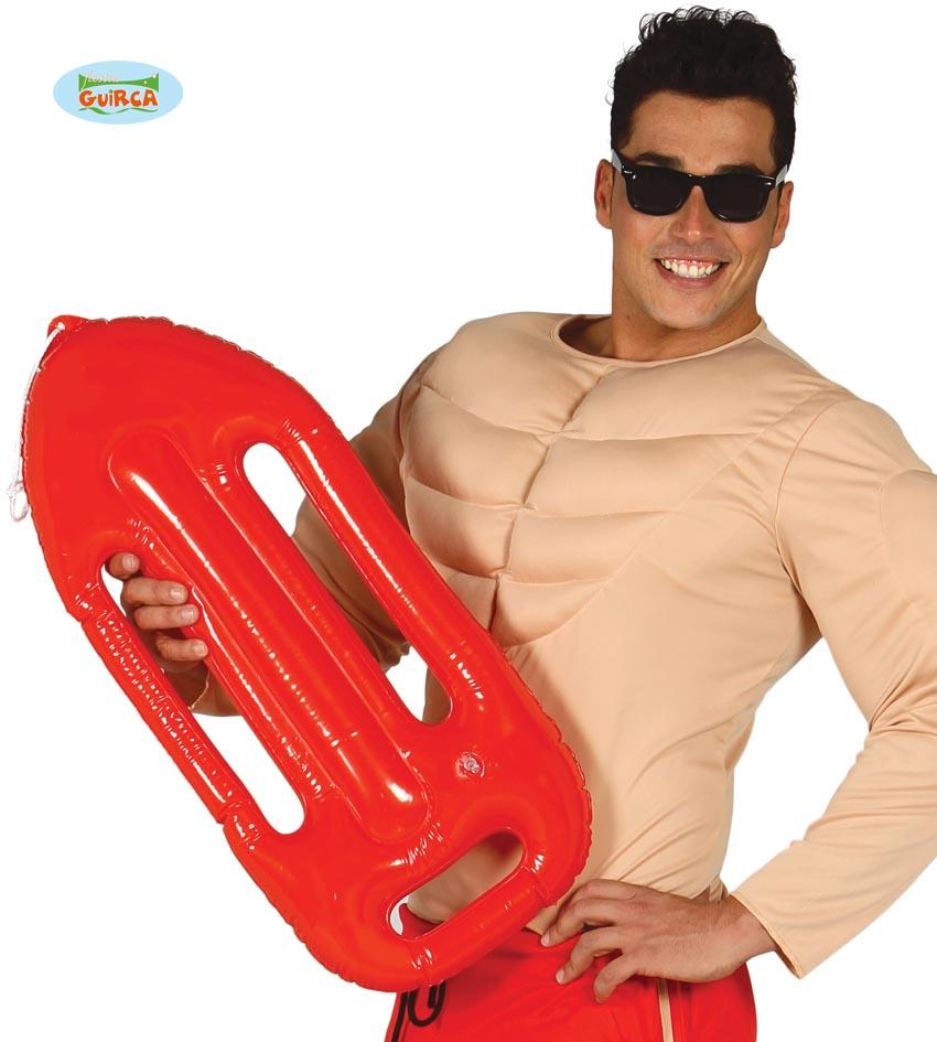Inflatable Lifeguard Float Red