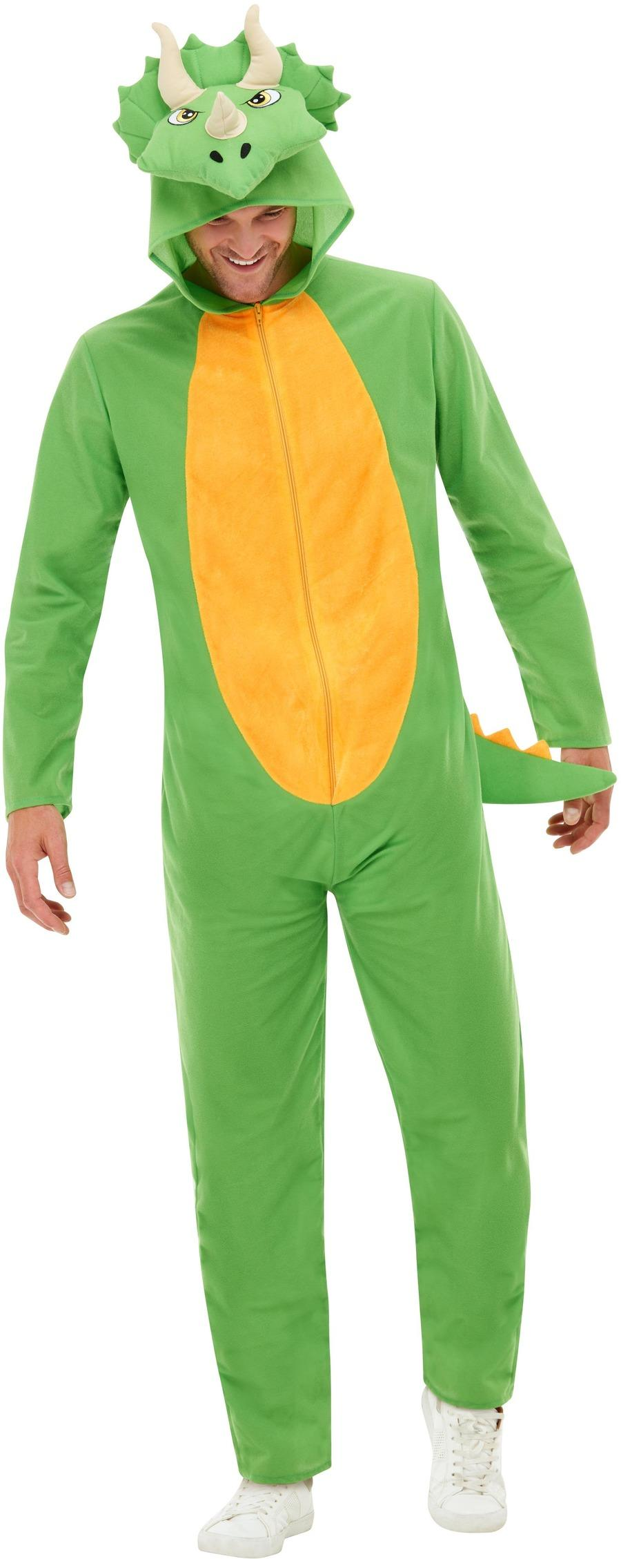 Dinosaur Costume Green