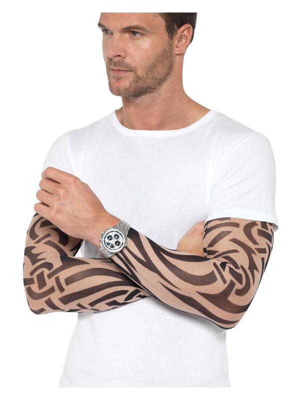 Two Tattoo Sleeves