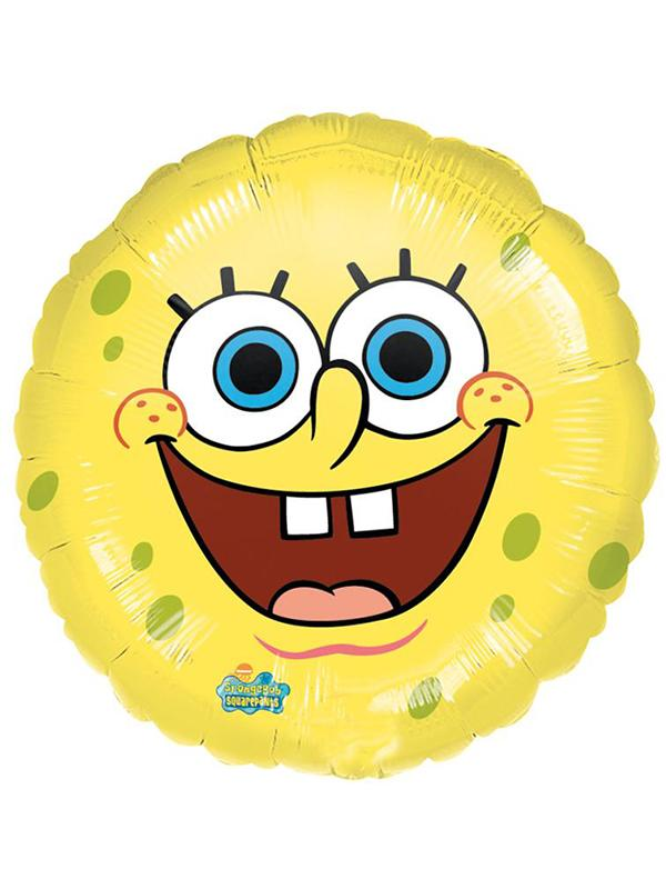 Foil Balloon Spongebob Squarepants
