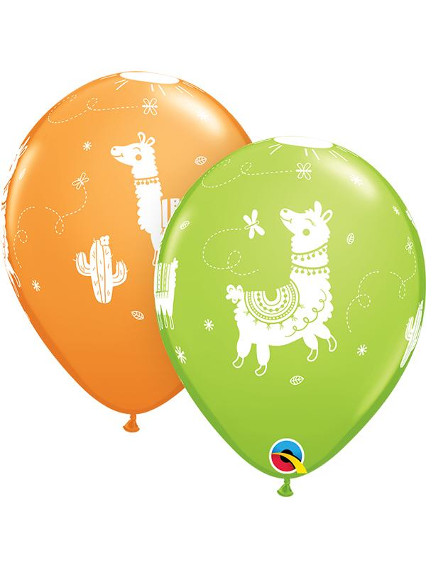 Latex Balloons Loveable Llama