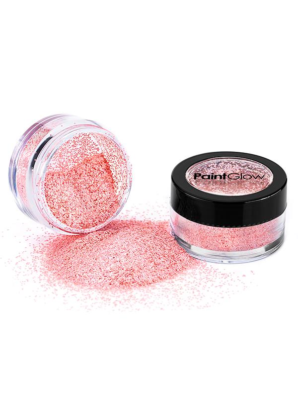 Candy Pop Iridescent Glitter Strawberry Fizz