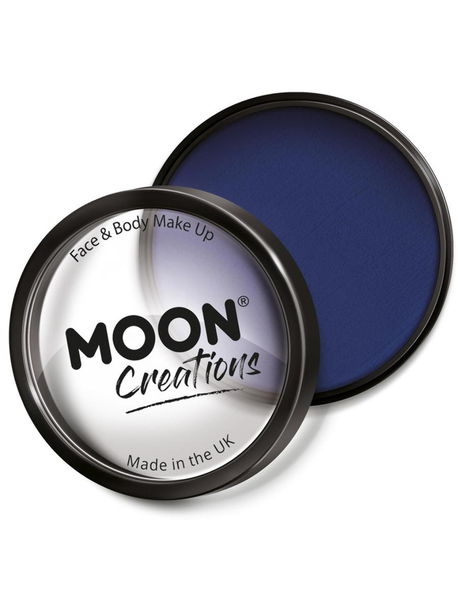 Moon Creations Pro Face Paint Dark Blue