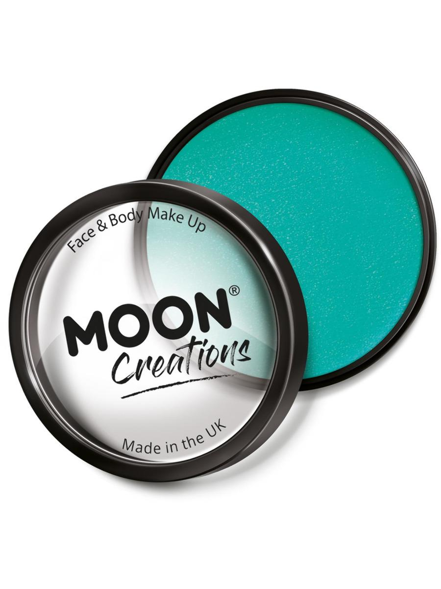 Moon Creations Pro Face Paint Turquoise