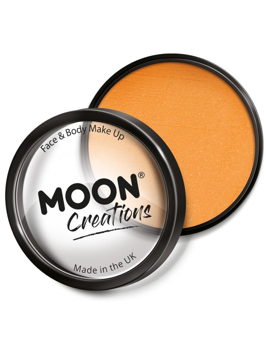 Moon Creations Pro Face Paint Sunshine Orange