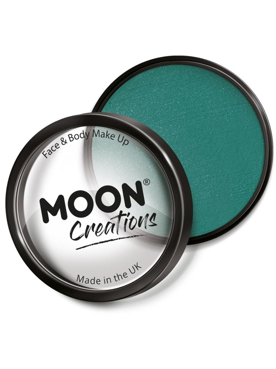Moon Creations Pro Face Paint Teal