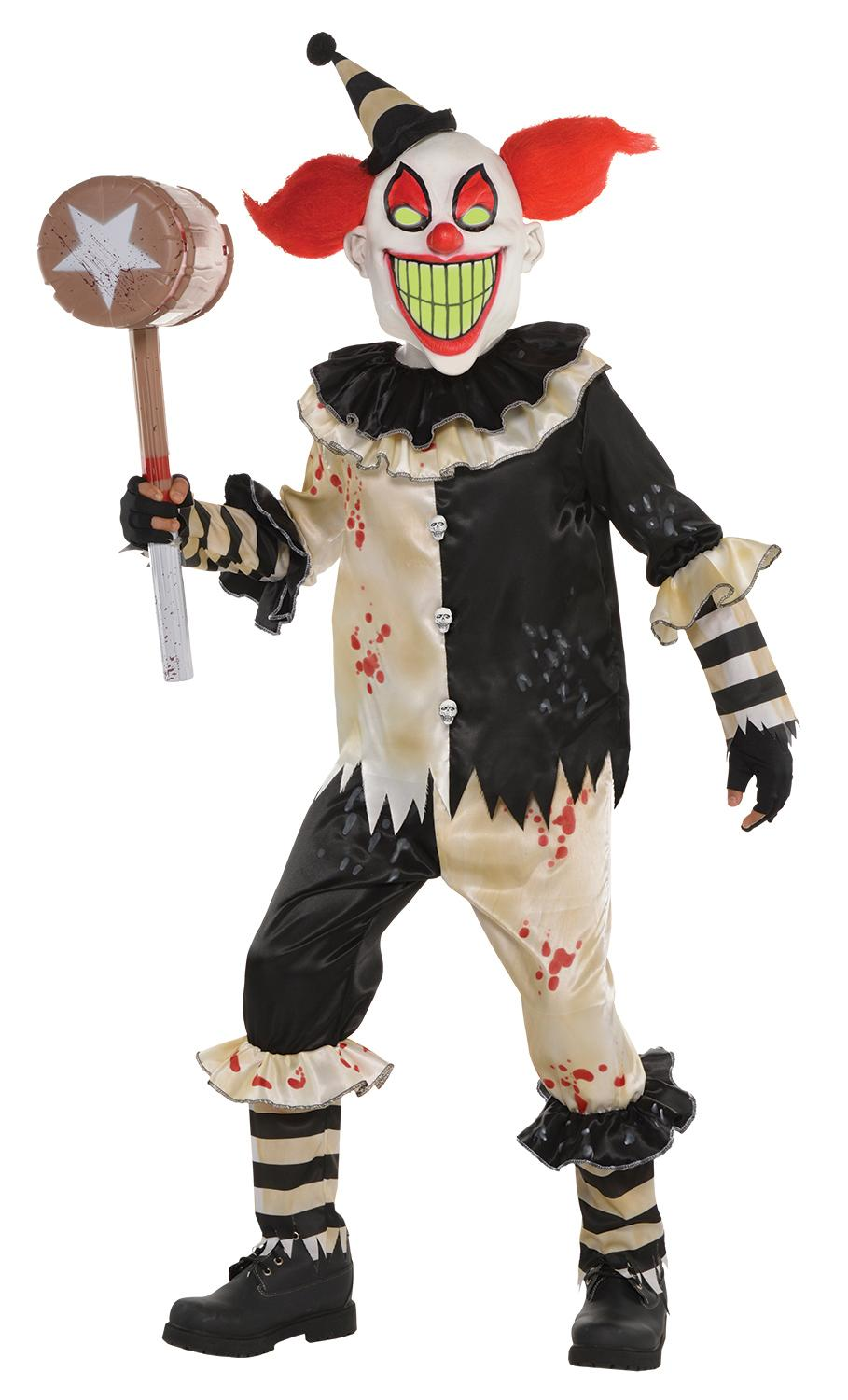 Kids Carnival Nightmare Costume
