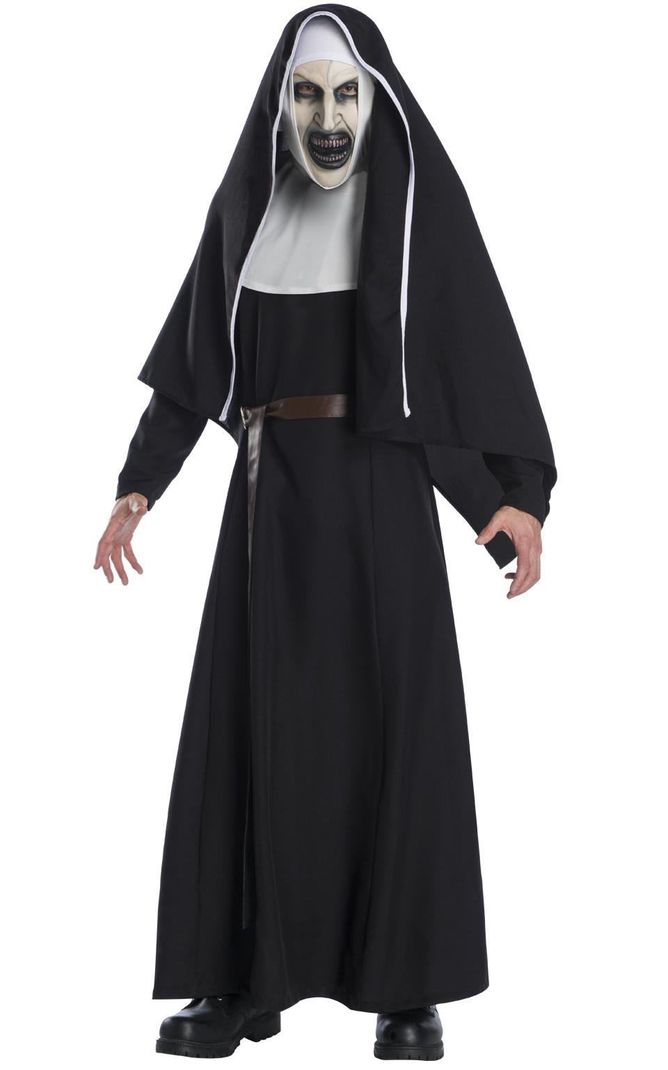 The Nun Costume with Mask