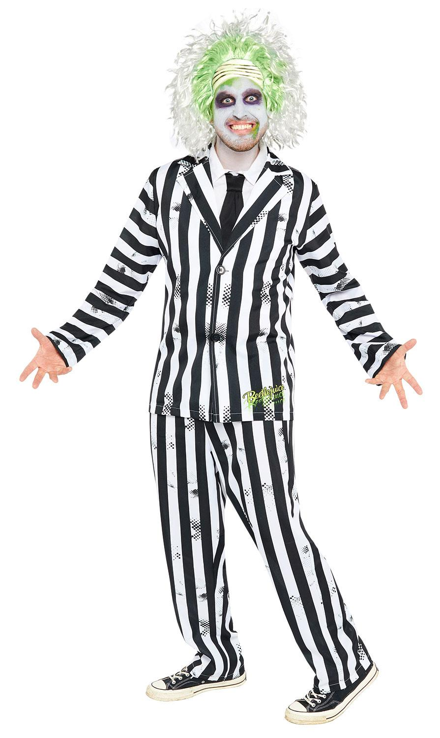 Beetlejuice Adult Costume