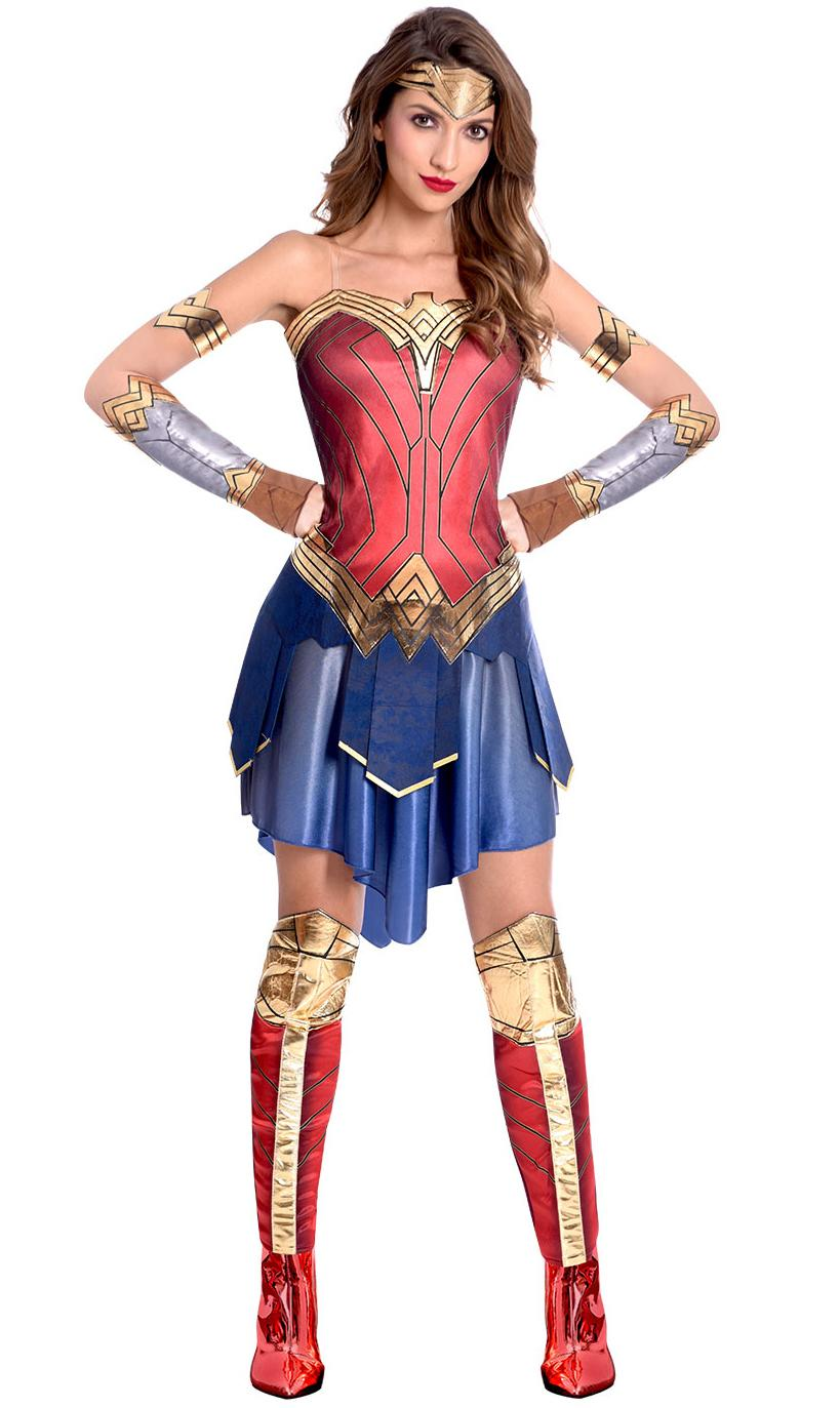 WW84 Wonder Woman Movie Adult Costume