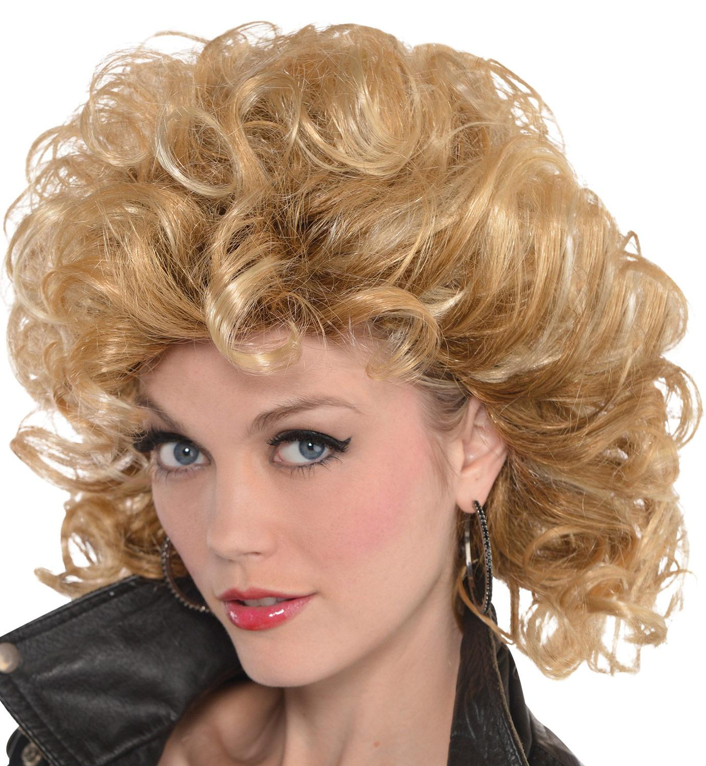 50s Classic Sexy Sandy Wig