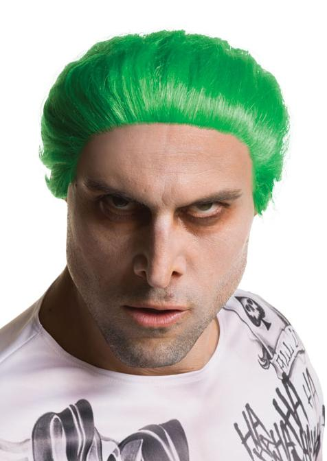 The Joker Wig Green