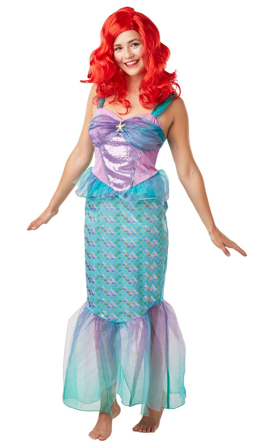 Little Mermaid Ariel Costume Adult